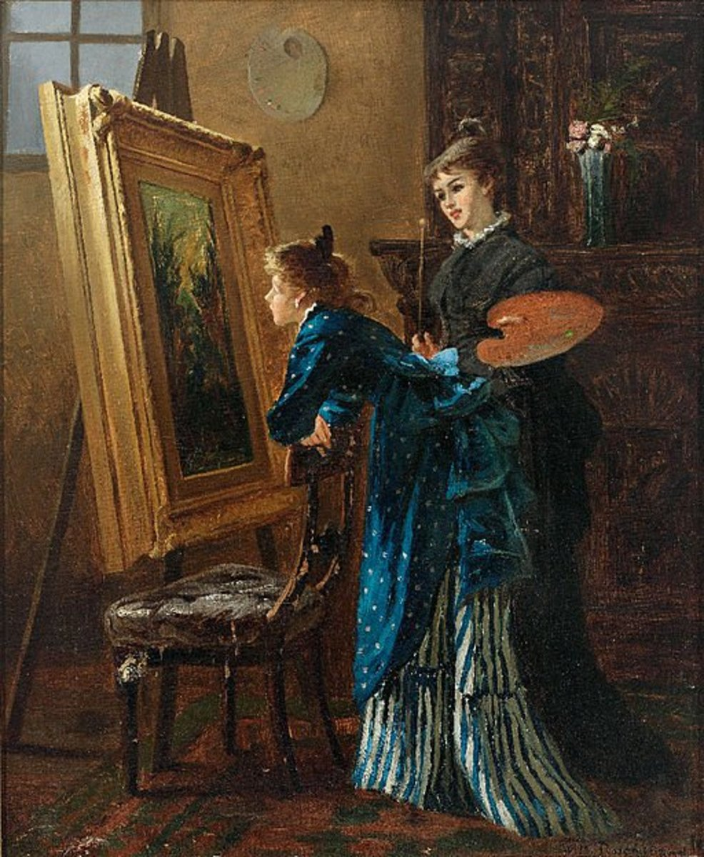 Fostering art appreciation since young age may make long lasting changes to our brain that will help cope with health problems later on, science suggests.