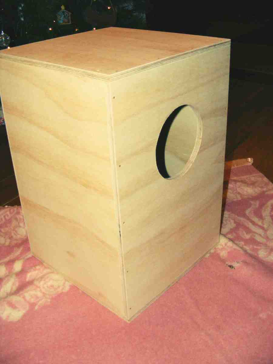 makeyourowncajon