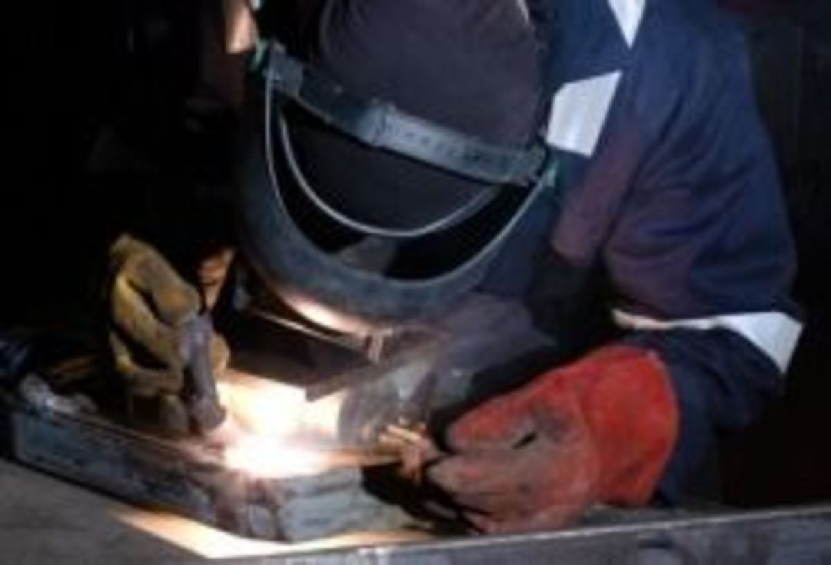 tig welding projects