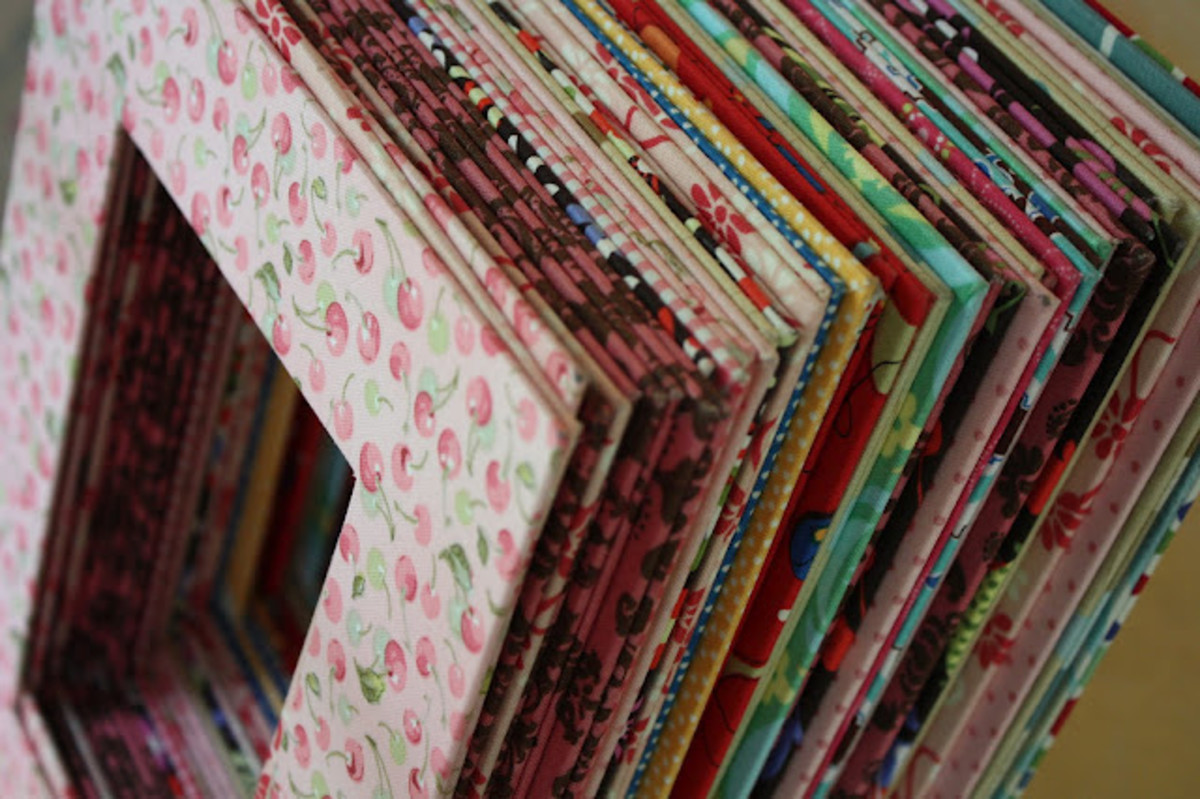 Fabric Covered Mats