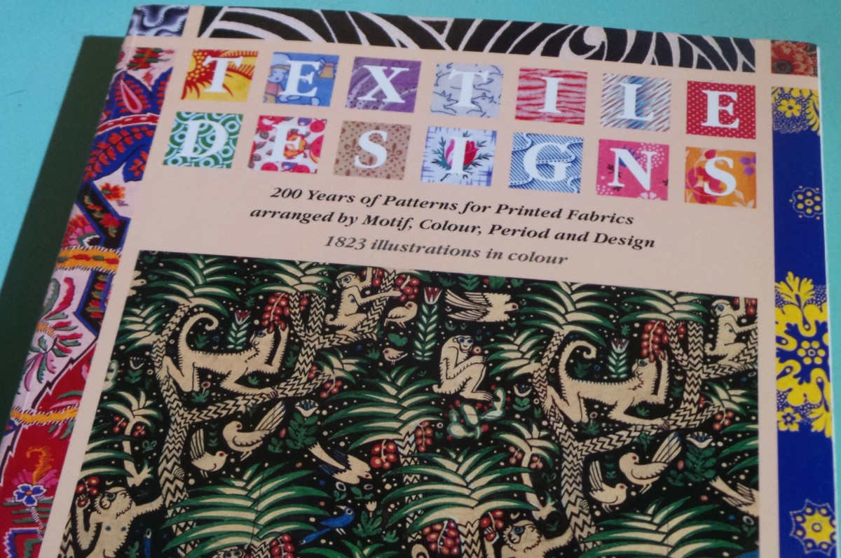 My favourite fabric book