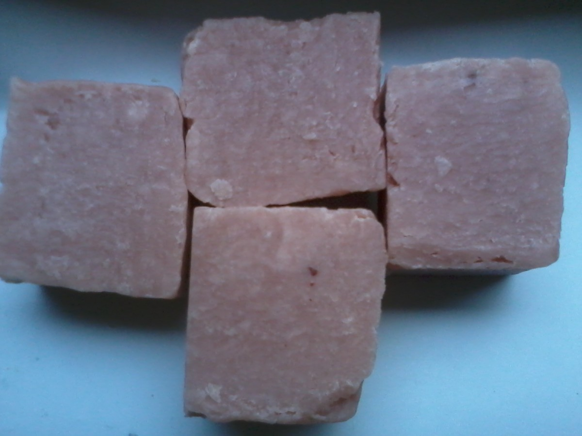 Natural Soap Colorants - How to Color Your Homemade Soap ...