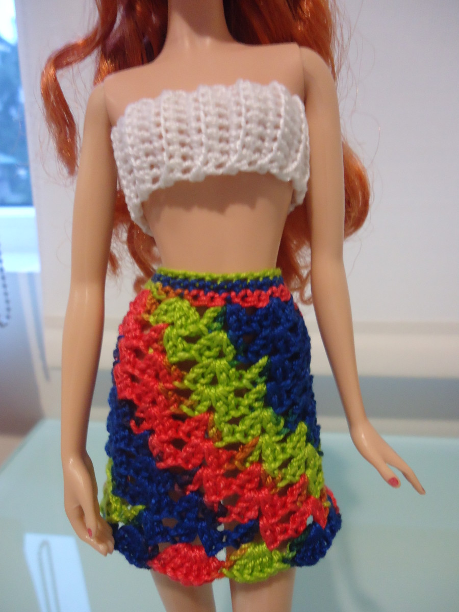 BARBIE CROCHET DOLL FREE FURNITURE PATTERN « CROCHET FREE PATTERNS