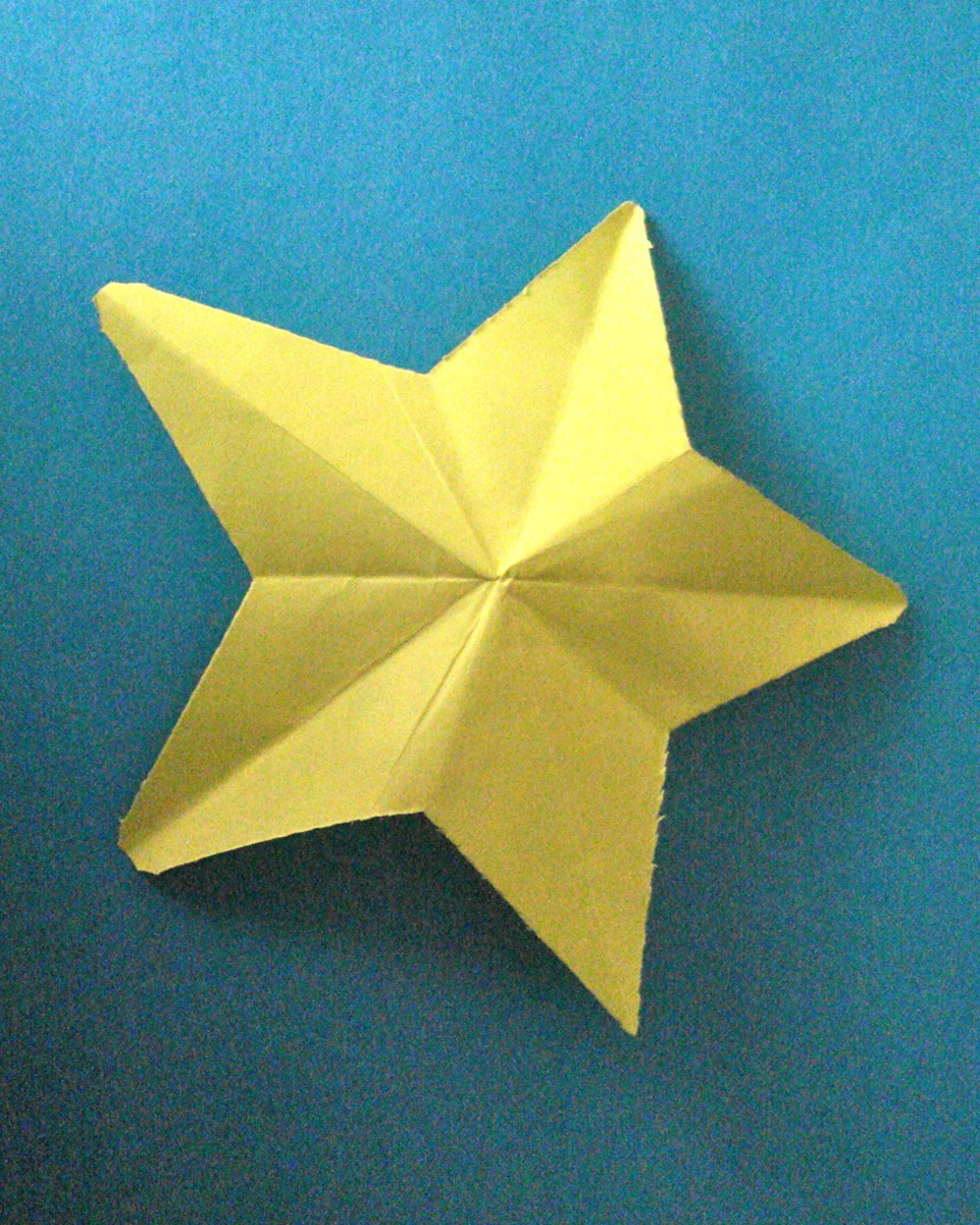 Paper Folding and Cutting
