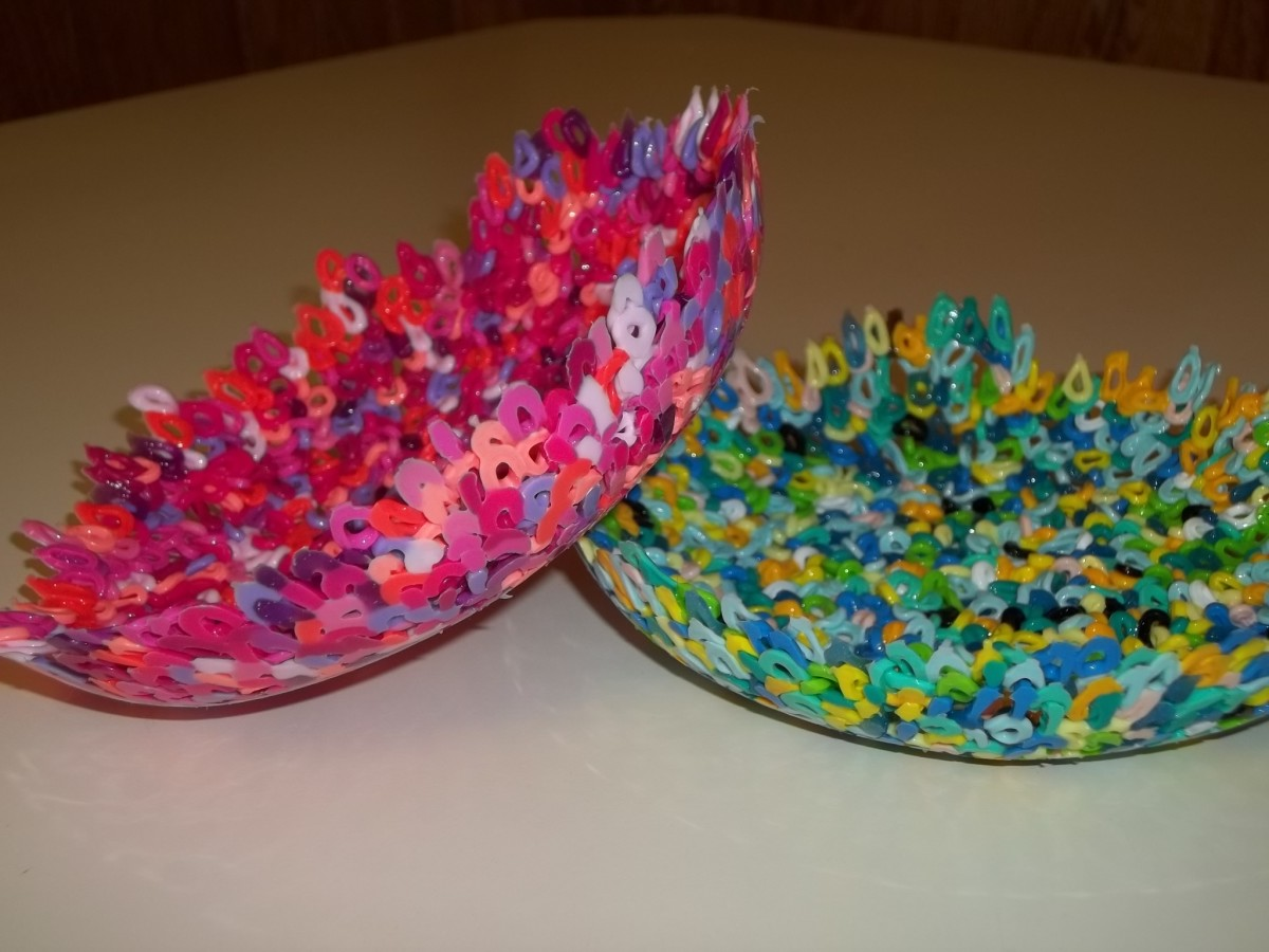 Other Perler Bead Bowls.