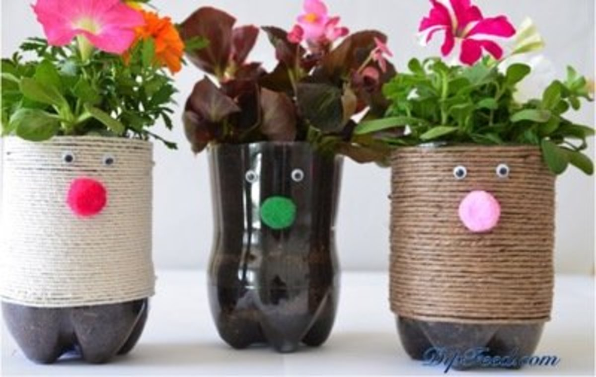 75 Inspiring Craft Ideas Using Plastic Bottles | FeltMagnet