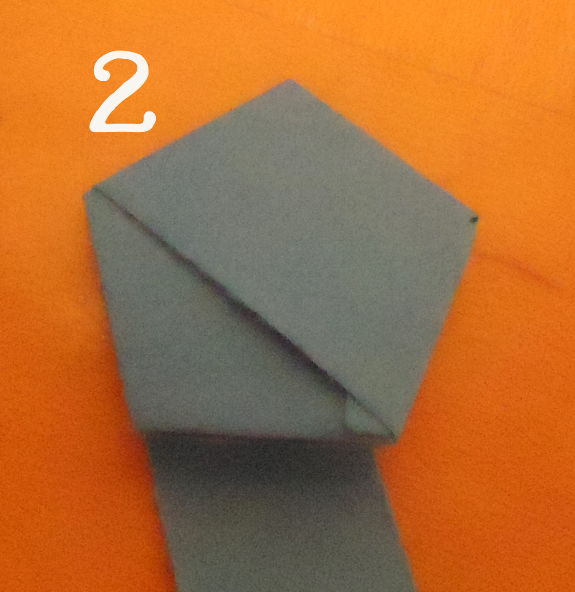Paper Strip Folding: How to Make Origami Lucky Stars   FeltMagnet   536x520