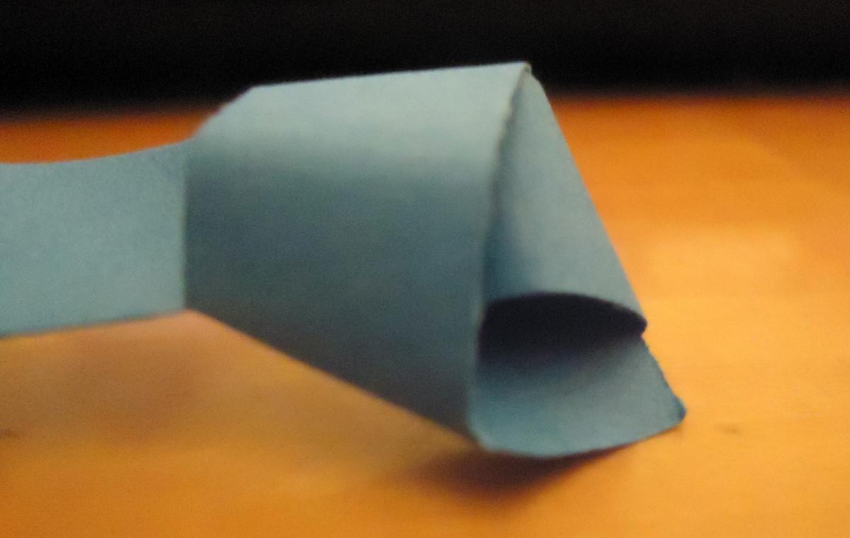 Fold a knot