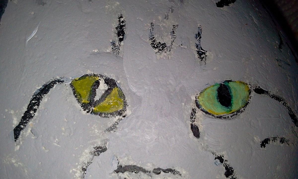 Eyes again.