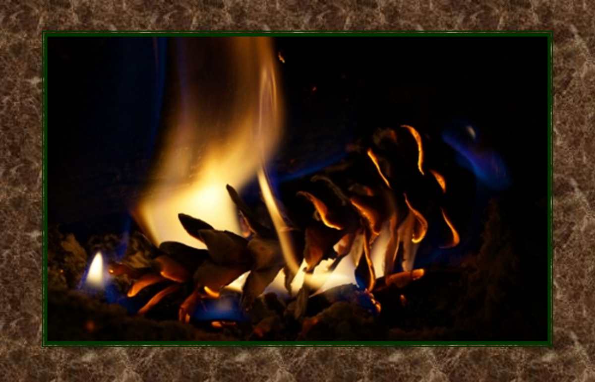 These start fires beautifully!
