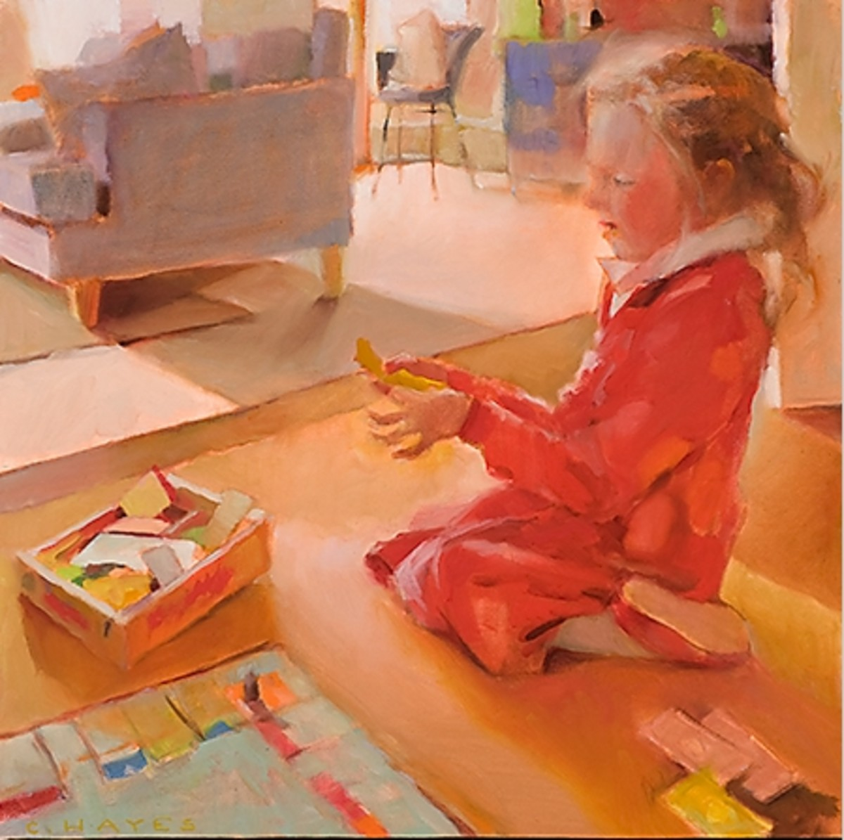"""""""Monopoly,"""" by Connie Hayes"""