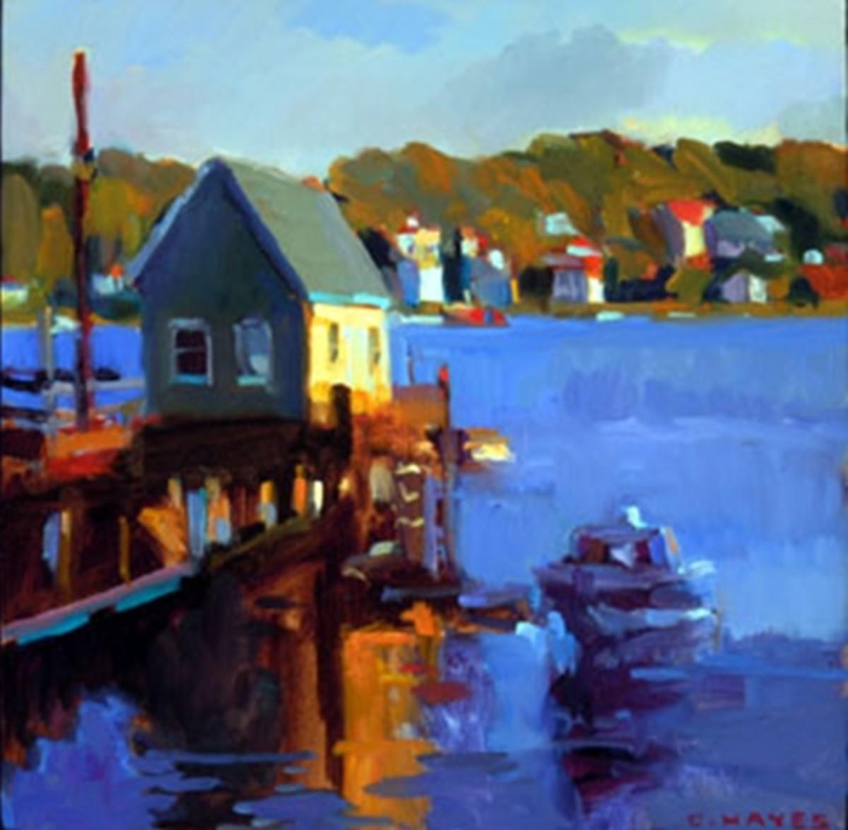 """Island,"" by Connie Hayes"