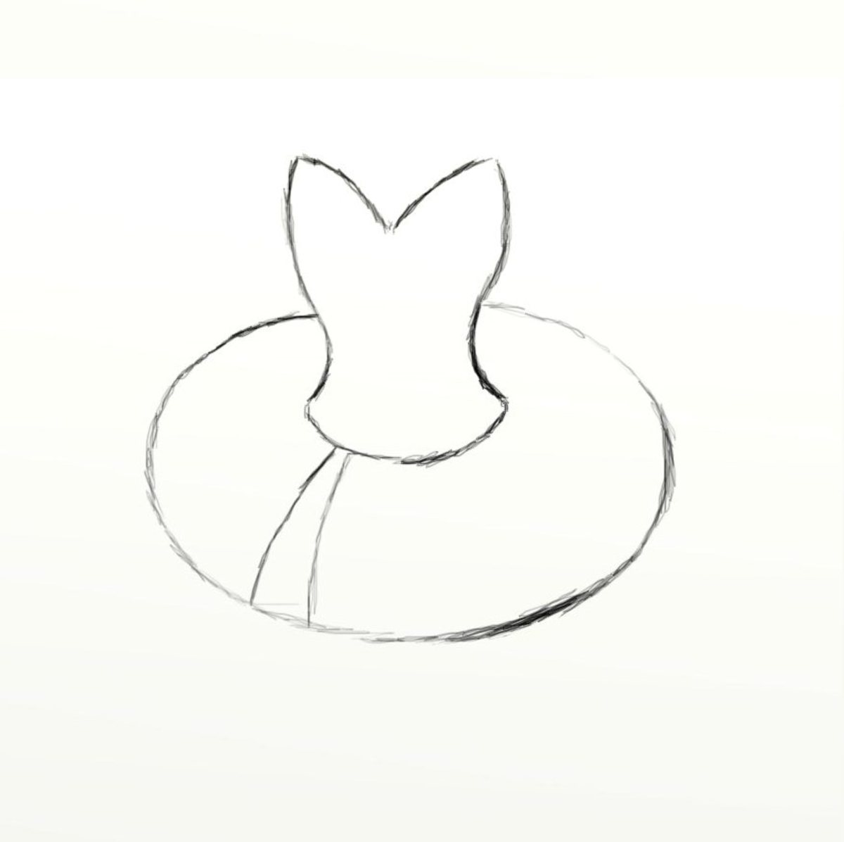 How to Draw a Tutu | FeltMagnet