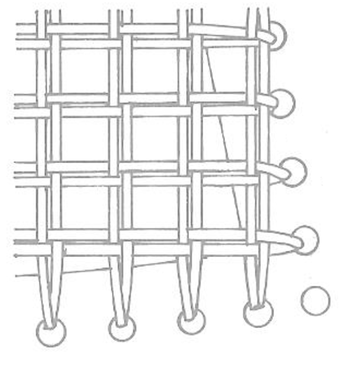 Figure 2: Third and Fourth Rows
