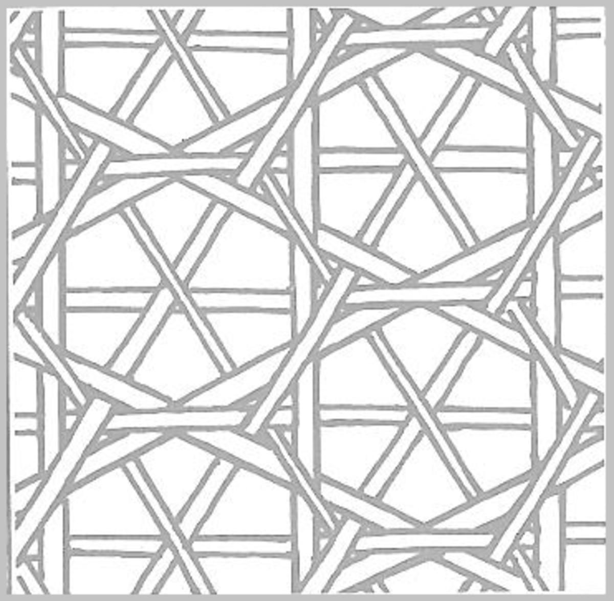 Figure 6: Another Weaving Pattern