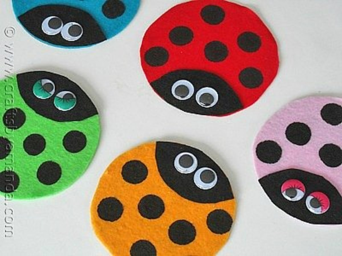 52 Beautiful Cd Craft Ideas Feltmagnet