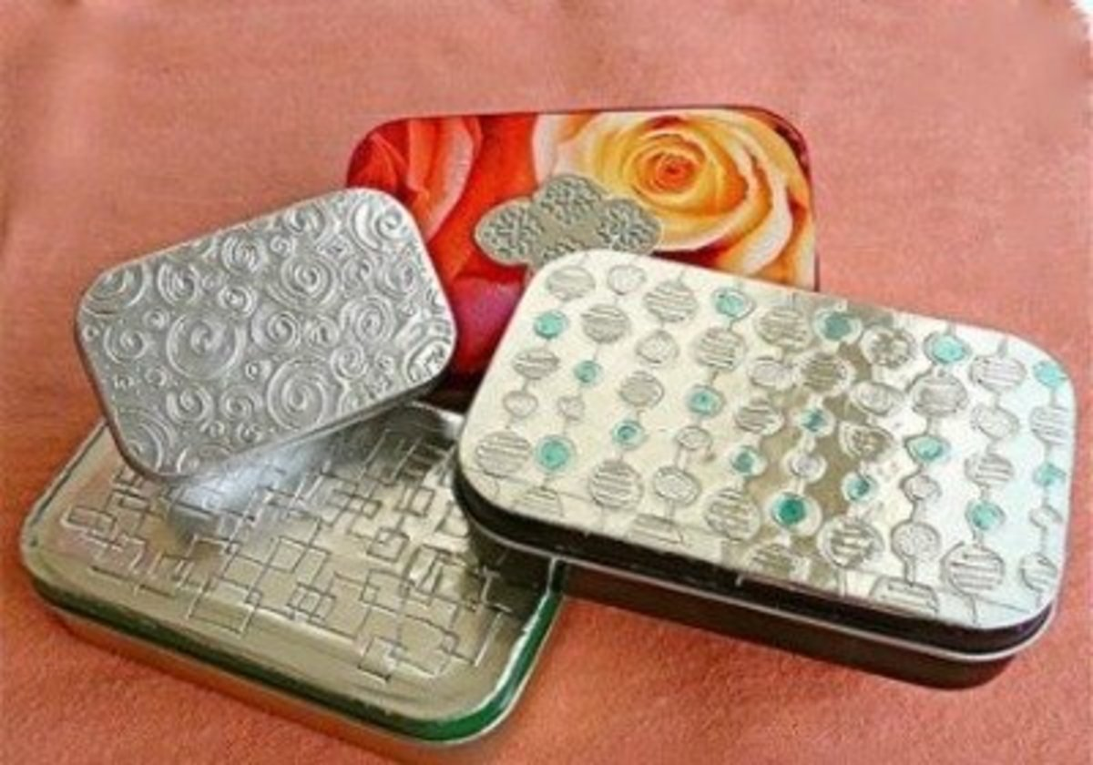 34 Awesome Craft Ideas Using Aluminum Or Tin Foil Hubpages