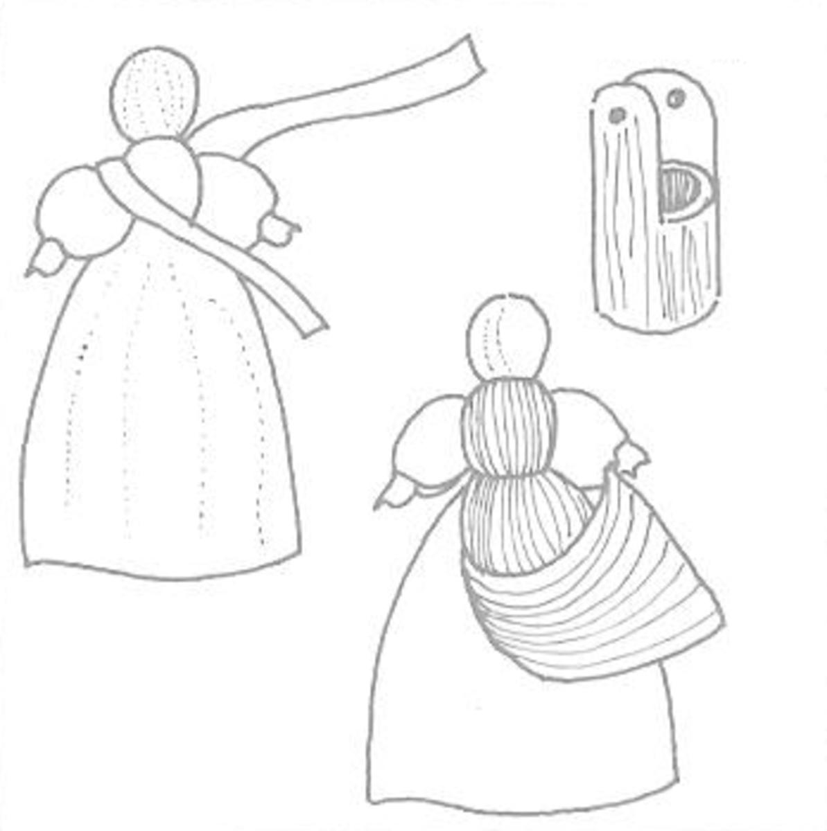 Figure 6 (left) & Figure 7 (right) & Figure 8 (top)