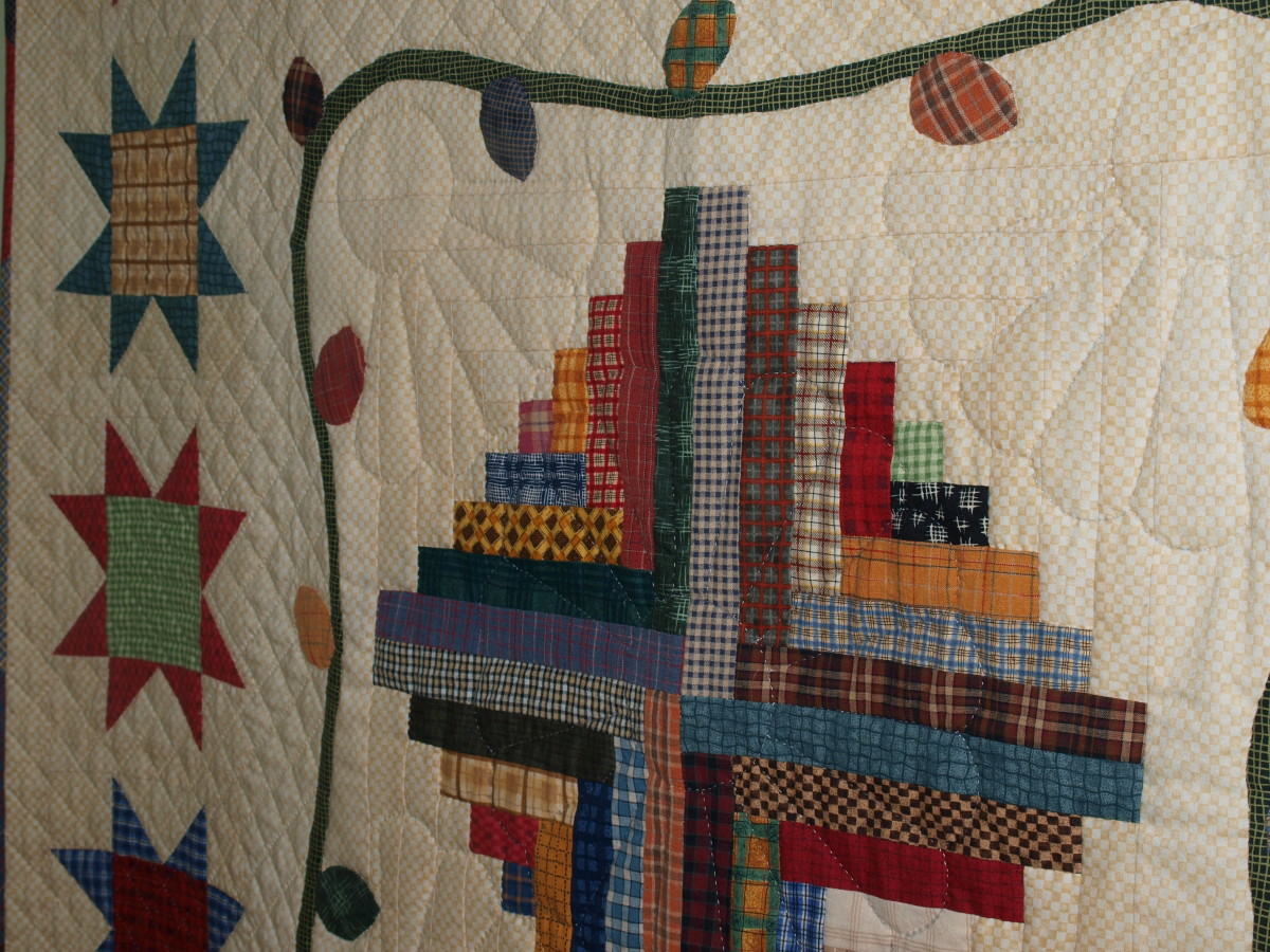 Take care of your quilts.