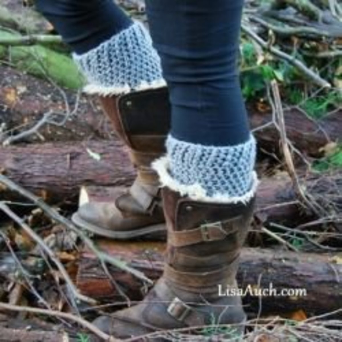 Perfect for those winter boots
