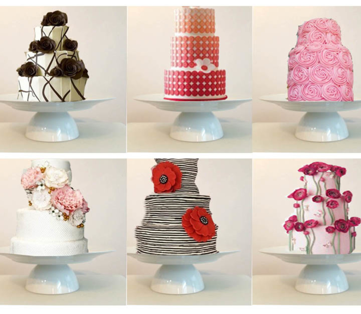 When you make your own cake stand you'll save lots of money-spend the money you saved either making or buying an amazing cake!