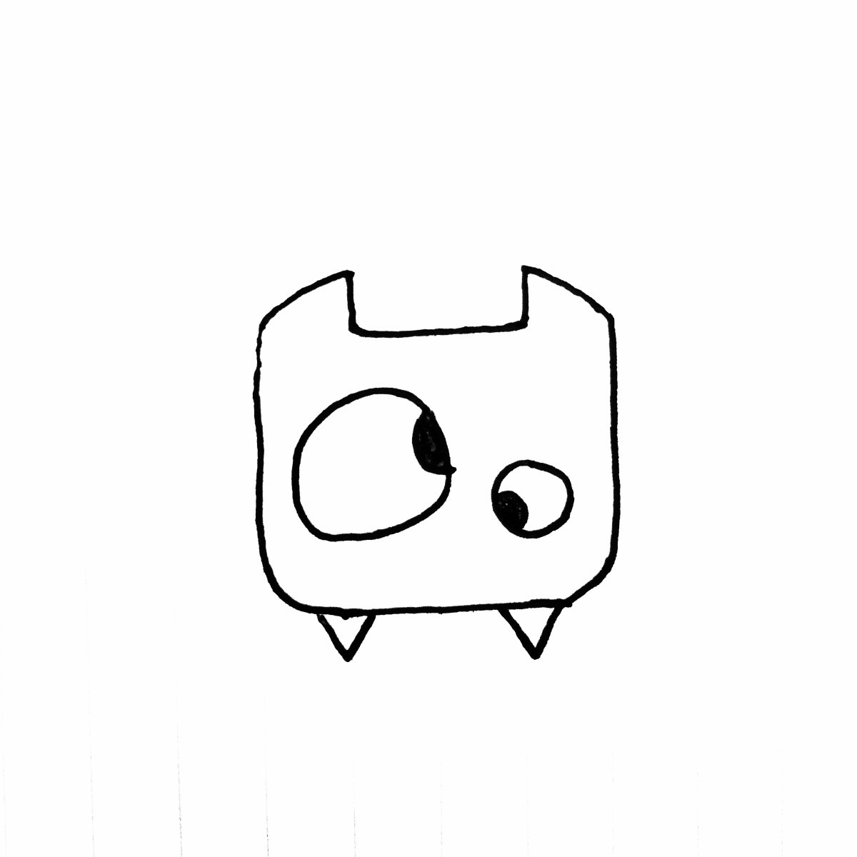 Step 4: Draw the Teeth