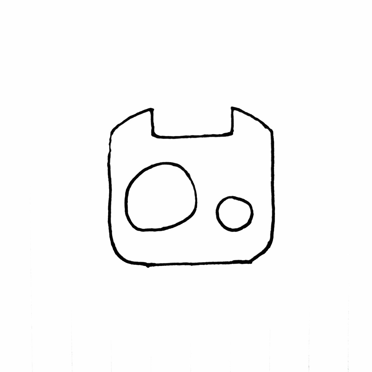 Step 2: Draw the Eyes