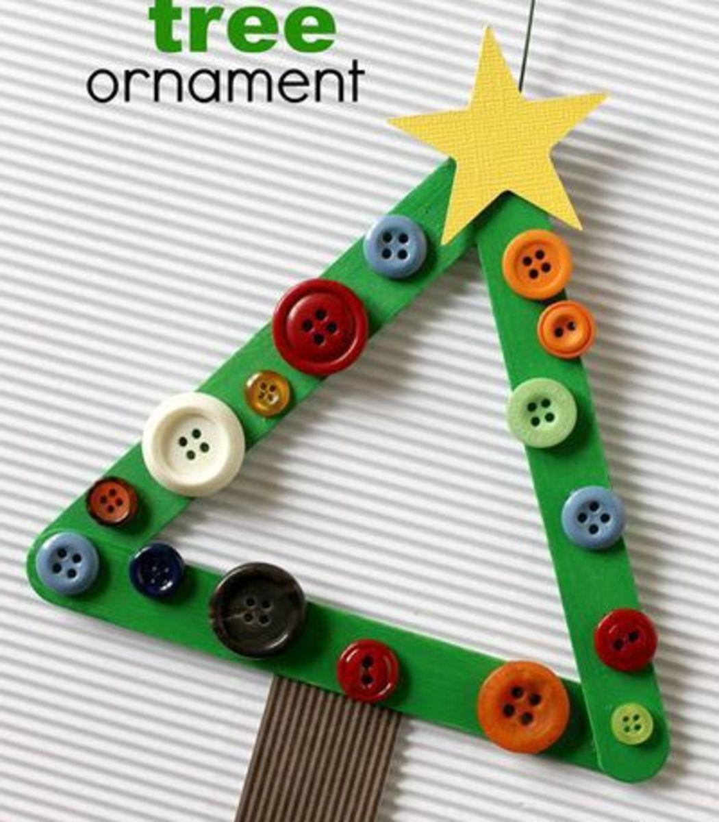 7 Easy Tree Ornament
