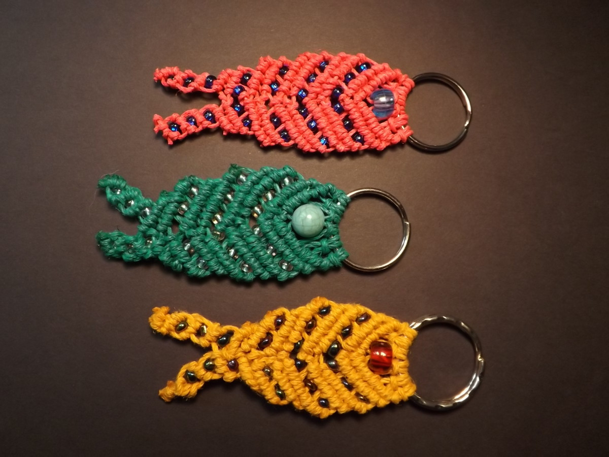 Macrame How To Tie Basic Knots Make Chains Braids Cording Patterns Feltmagnet Crafts