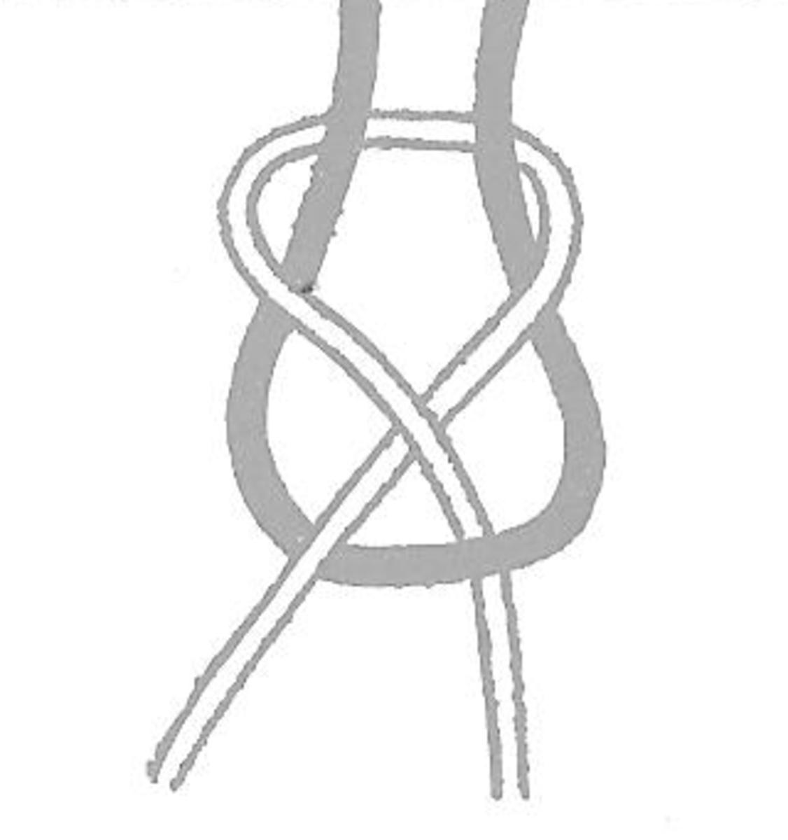 Figure 2 - The Hammock Knot