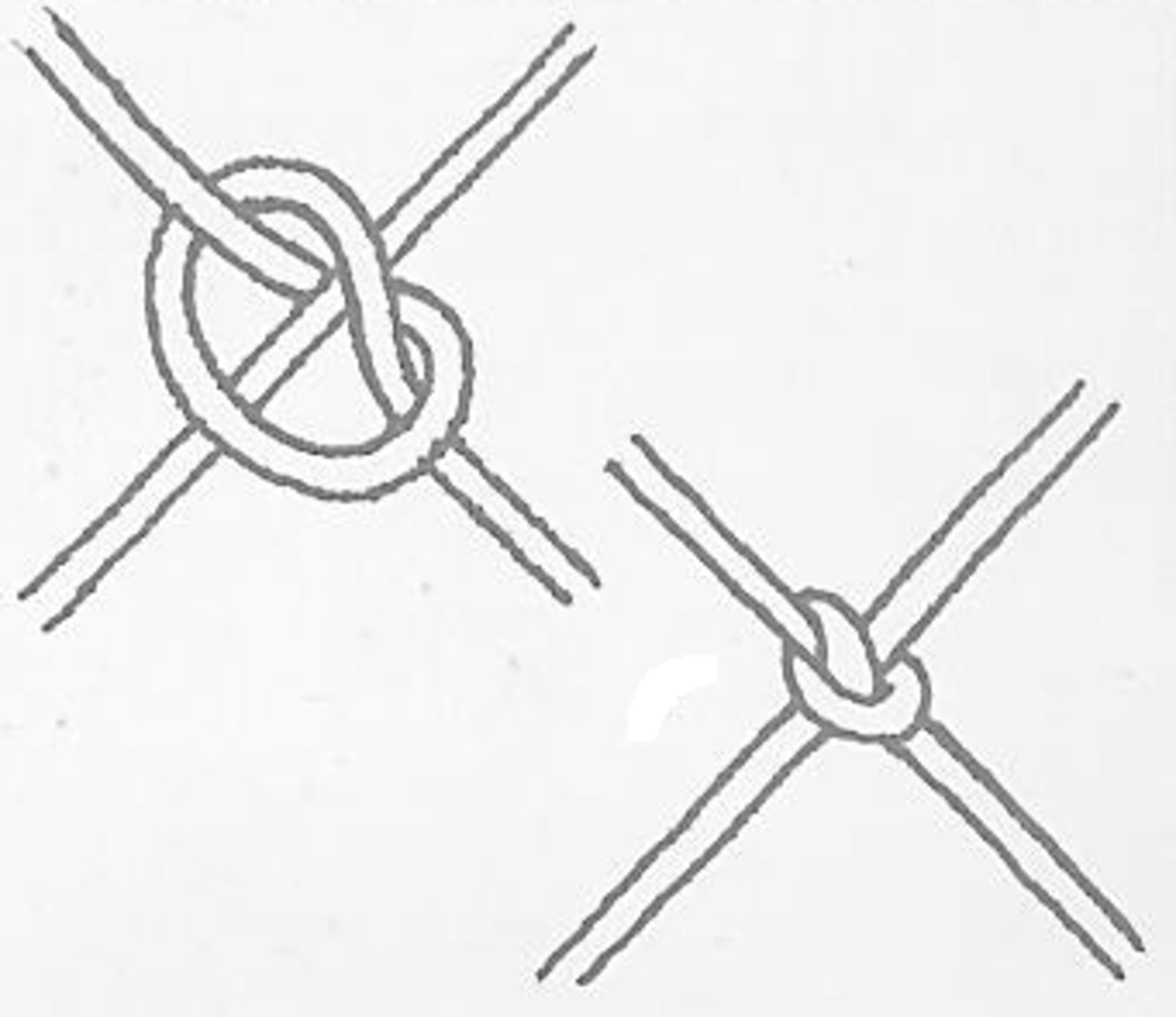 Figure 7 - Marling Knot