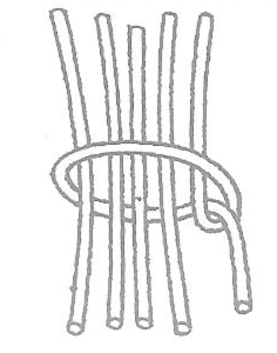 Figure 8 - Collecting Knot