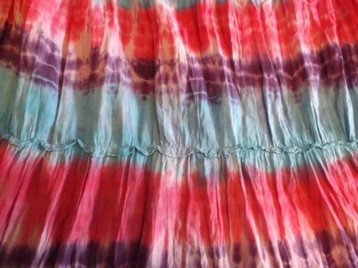 Tie-Dye Layers