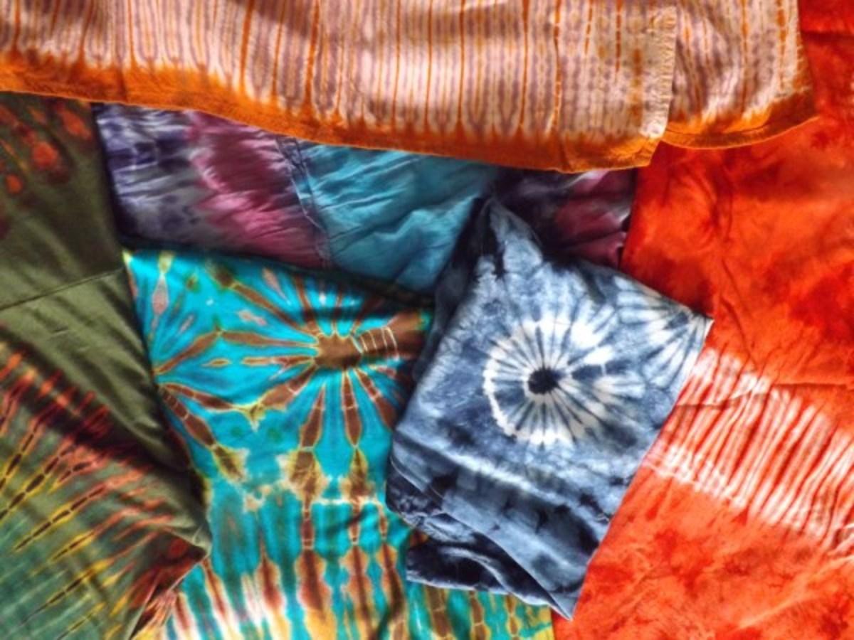 Tie-Dye Fabrics