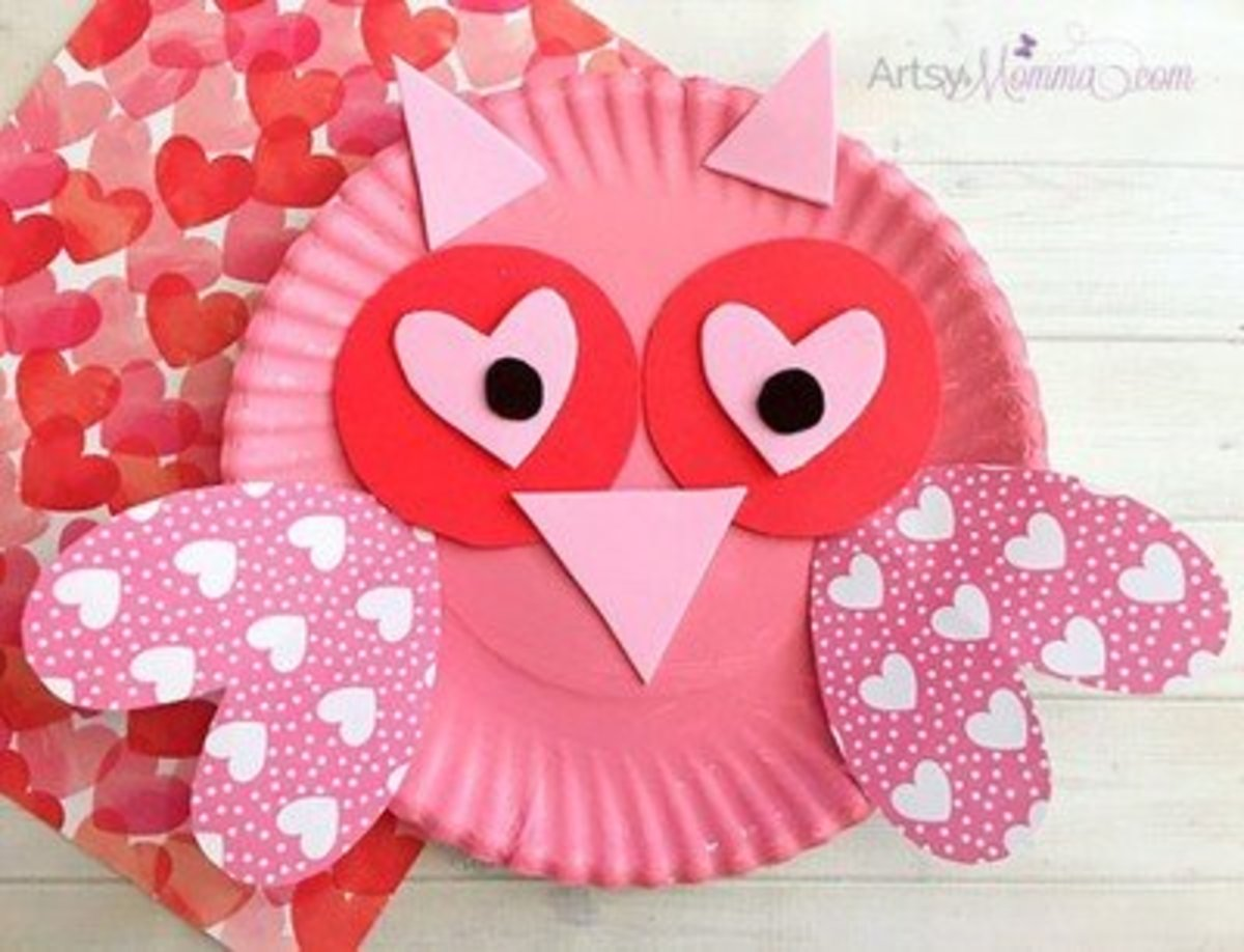 46 More Creative Paper Plate Craft Ideas Feltmagnet