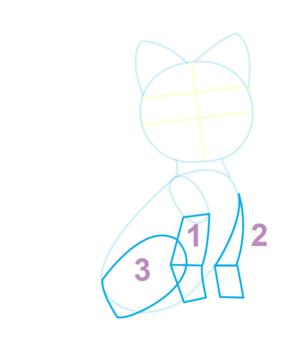 drawing-a-cartoon-cat