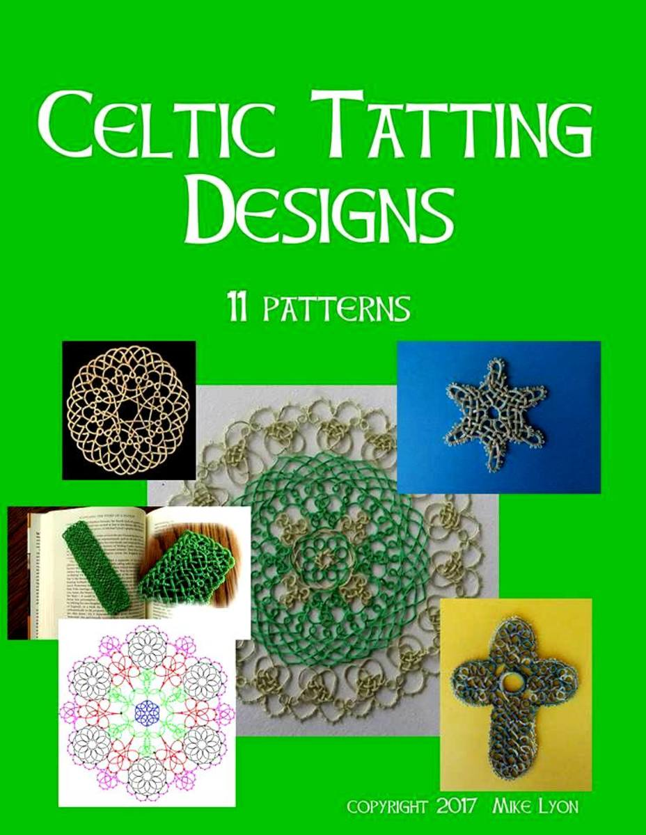 Celtic Tatting Designs Pattern Book.