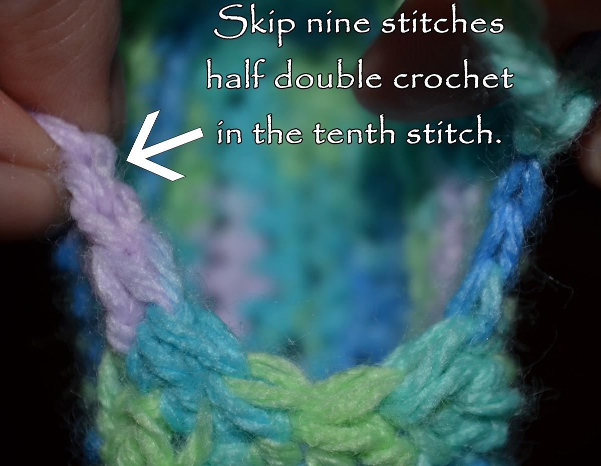how-to-crochet-baby-booties