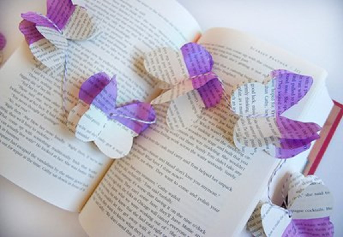 best-book-pages-crafts