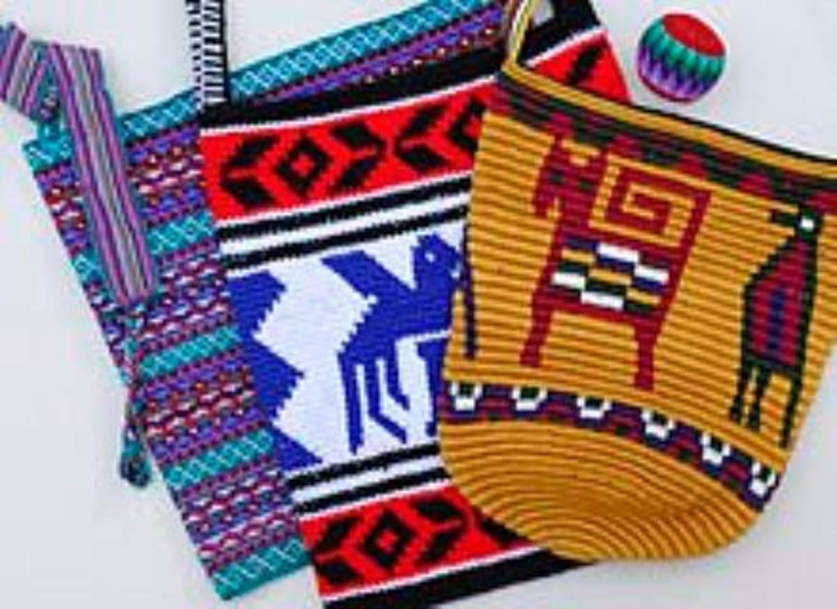 Beautiful Bags from Guatemala