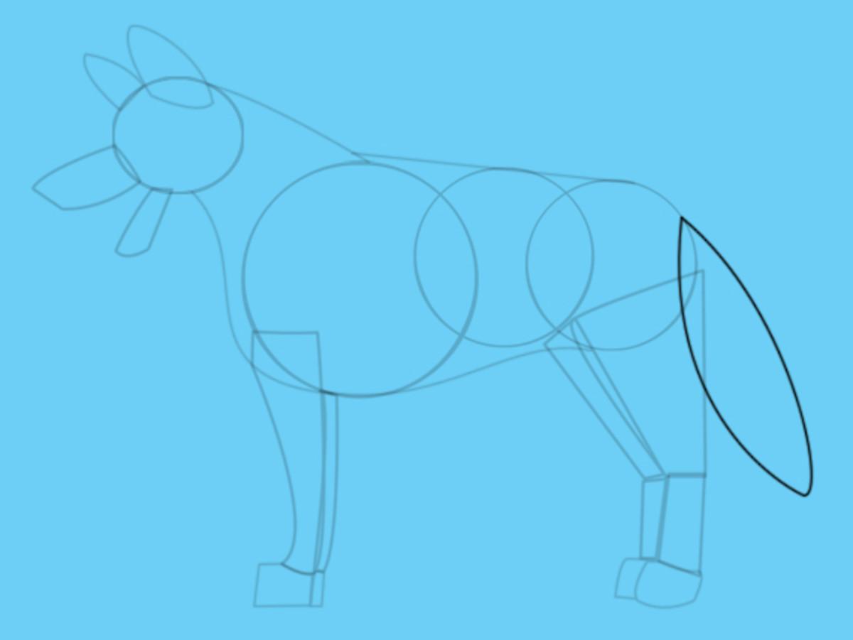 how-to-draw-a-cartoon-dog-semi-realistic