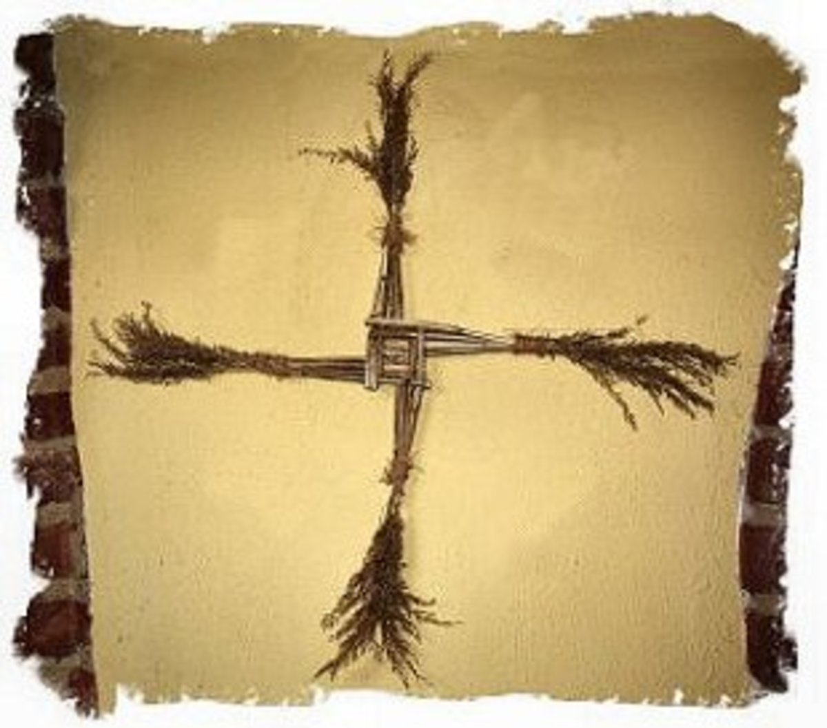 Legends of healing powers and miracles about the Christian Saint Brigid, born in the village of Faughart, County Louth in Ireland on February 1, 453 AD to a Druid father, and one of his servants are legion. She became Ireland's first nun and Abbess.