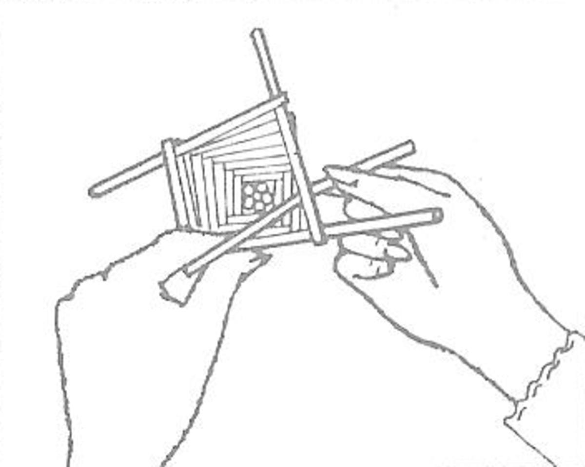 Figure 8: Finishing the Shape