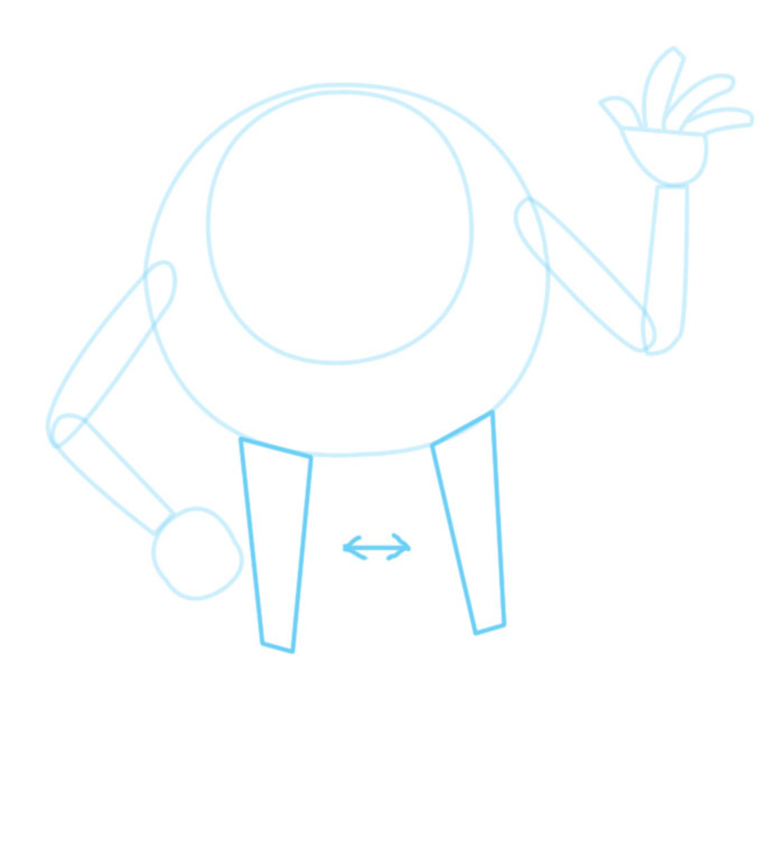 how-to-draw-mike-from-monsters-inc