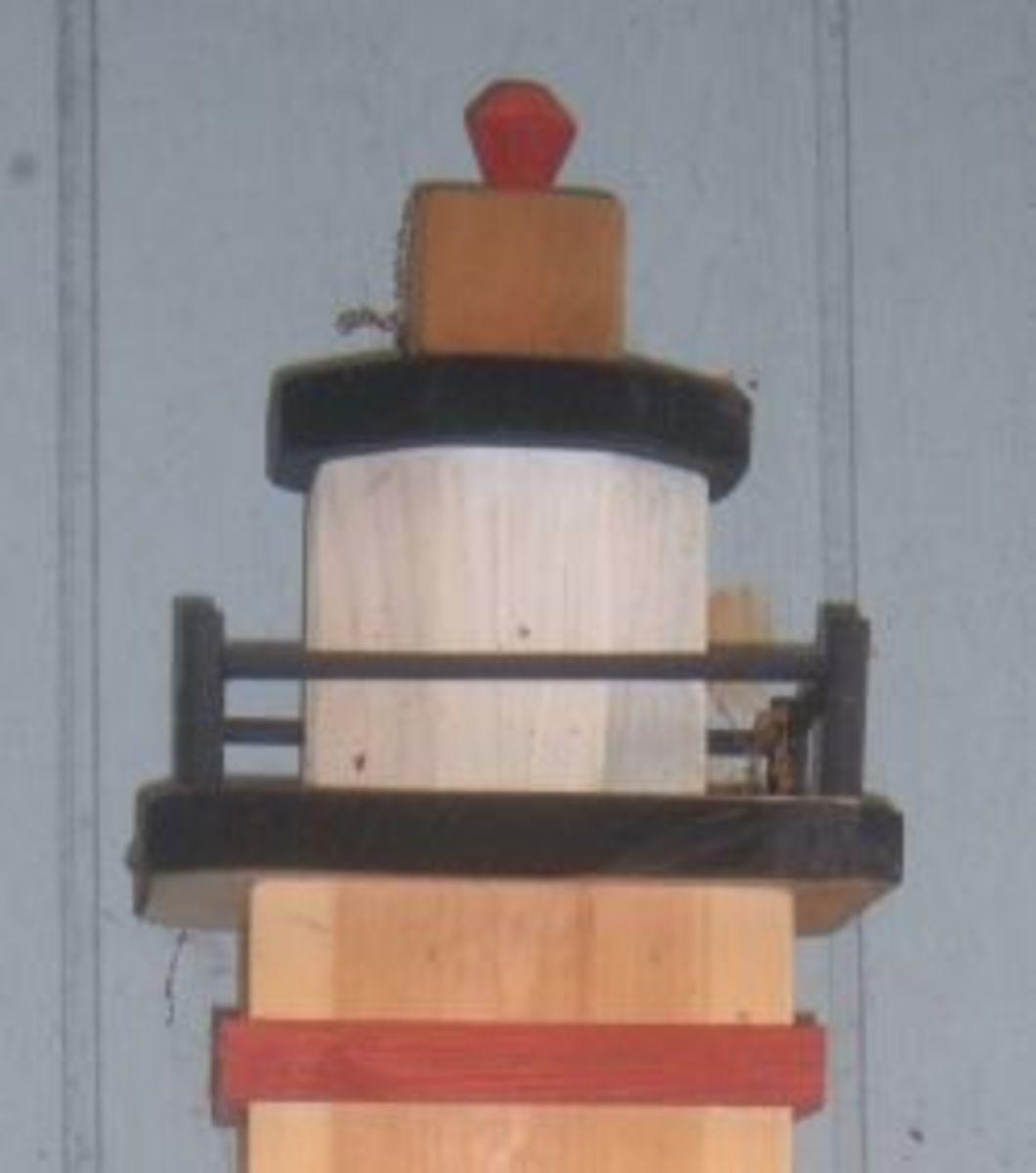 Lighthouse Turret