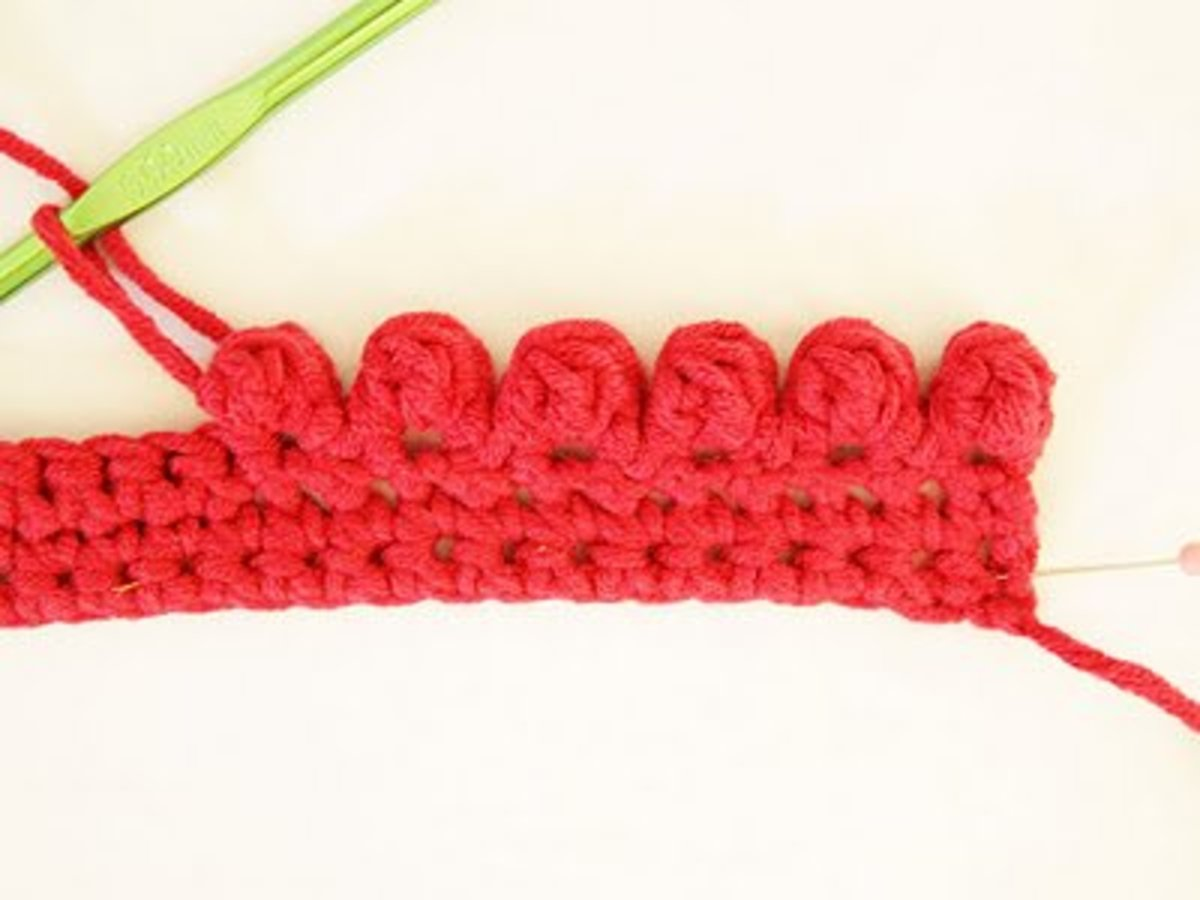 14 Free Crochet Edging Patterns Feltmagnet
