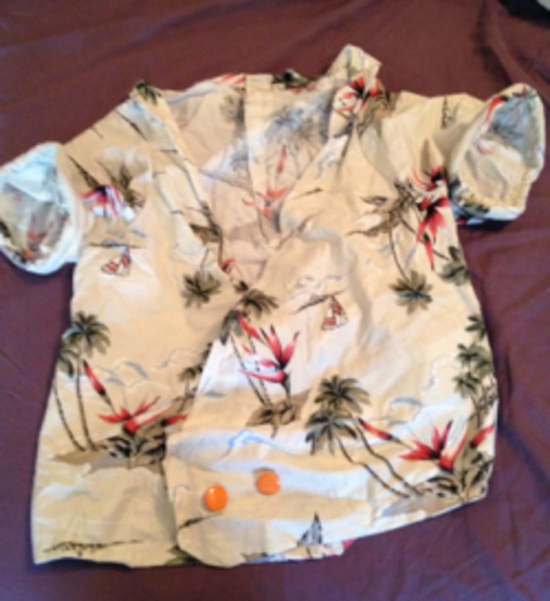 Wembley's Shirt (Fraggle Rock)