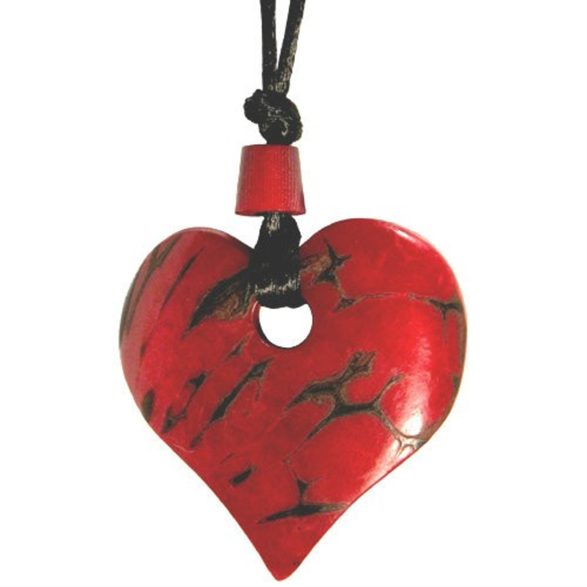 Tagua nuts are made into a range of beads and pendants that can be bought from bead retailers.