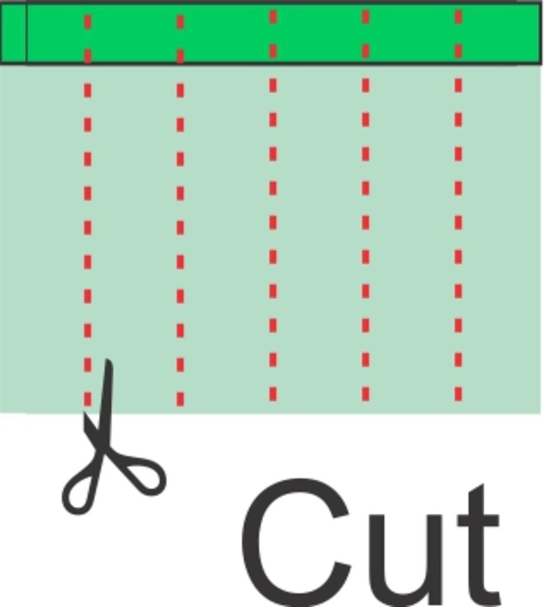Cross-grain binding