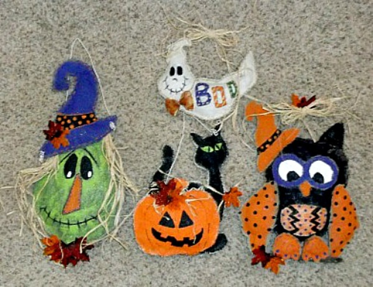 Look at all of the different crafts you can do!